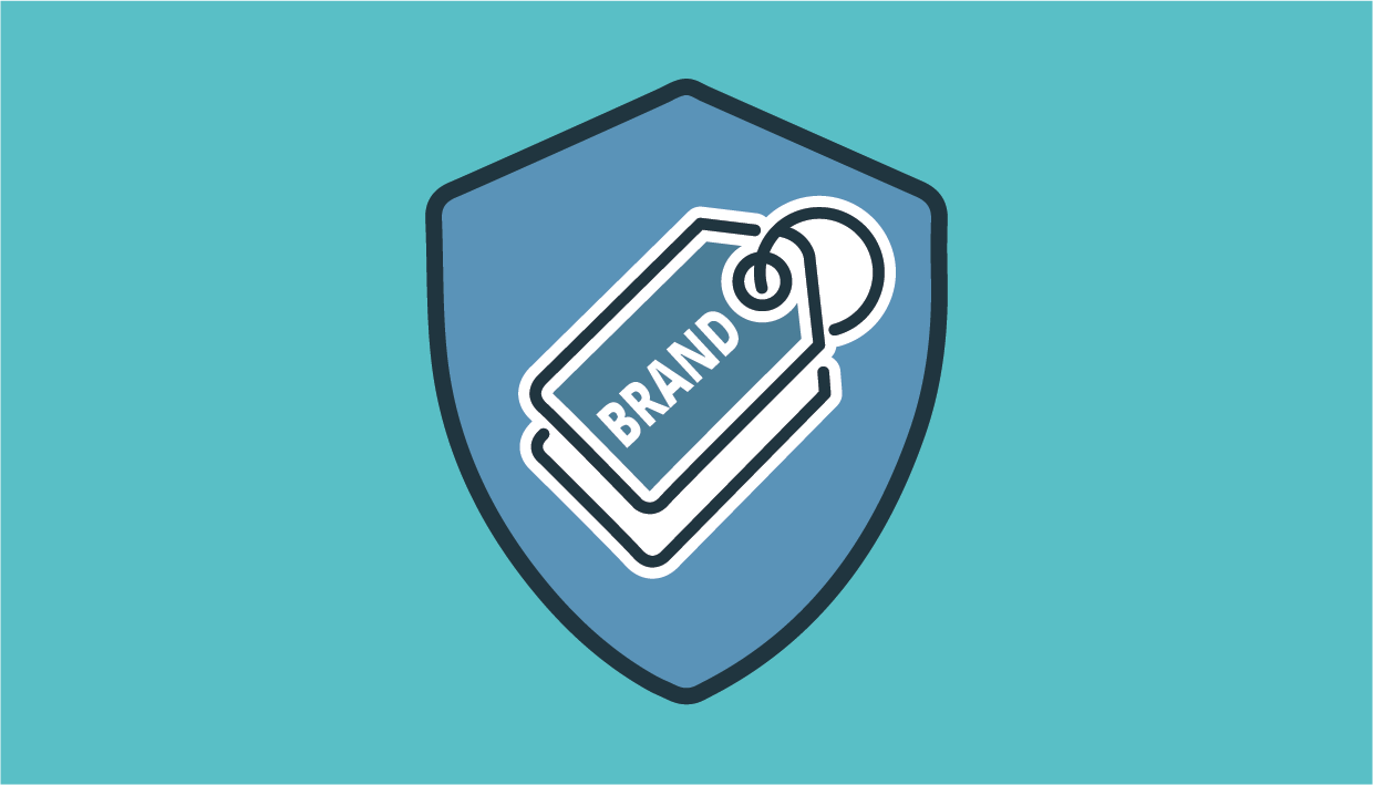 Brand protection shield
