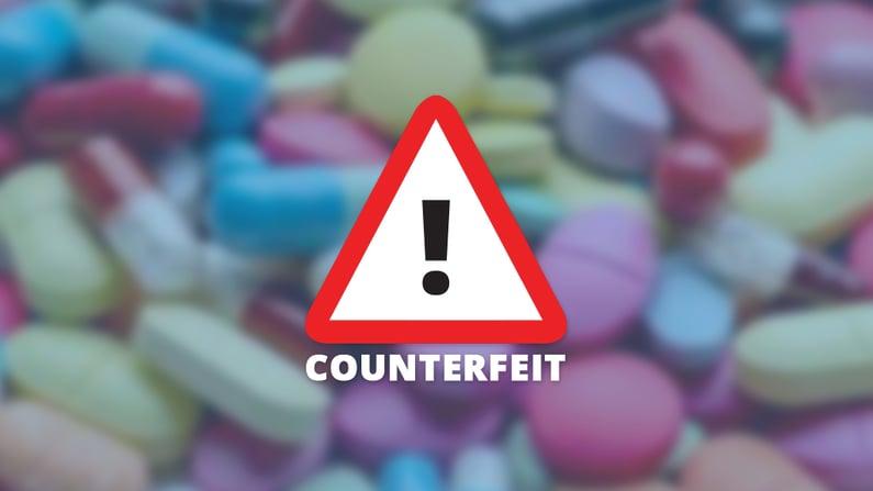 Counterfeit drugs
